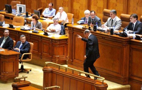 Geoană, despre plângerea împotriva lui Băsescu: Cine seamănă vrajbă, culege furtună 482
