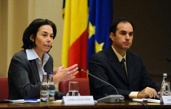 Şefa delegaţiei FMI nu a fost de acord ca presa să asiste la discuţia cu membrii comisiilor de buget 482