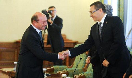 Punctul de Întâlnire. Cu ce vrea Băsescu să ACOPERE BOMBA fratelui penal 416