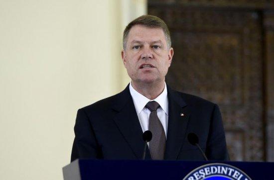 Preşedintele Klaus Iohannis, declaraţii de presă la ora 12:30 416