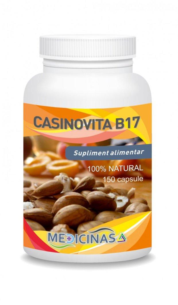 (P) Vitamina b17 – Tratamentul naturist pentru cancer cu Casinovita B 17 132