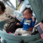 Trump está considerando seriamente eliminar la nacionalidad por nacimiento