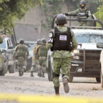 Ejecutan a 5 de una familia en Morelos