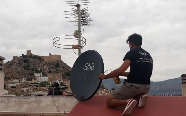 Antenista Castalla Alicante
