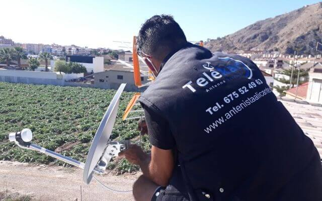 Antenista Orihuela Alicante