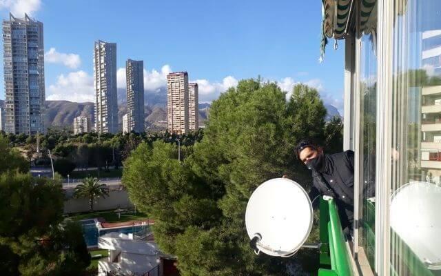 Antenista Benidorm Alicante