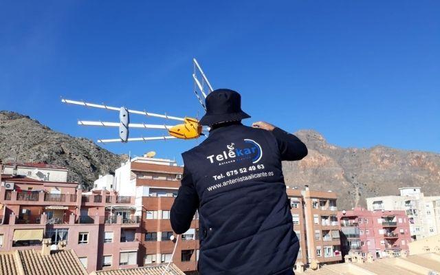 Antenista Alicante, antenistas alicante