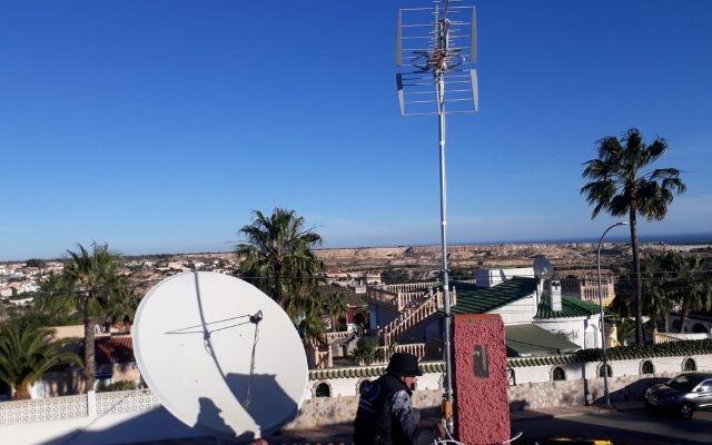 Antenista San Fulgencio, antenista Alicante telekar