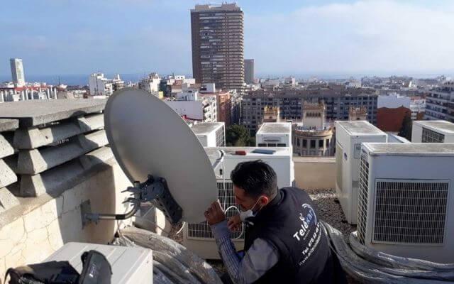 Antenista Alicante, Telekar antenas alicante