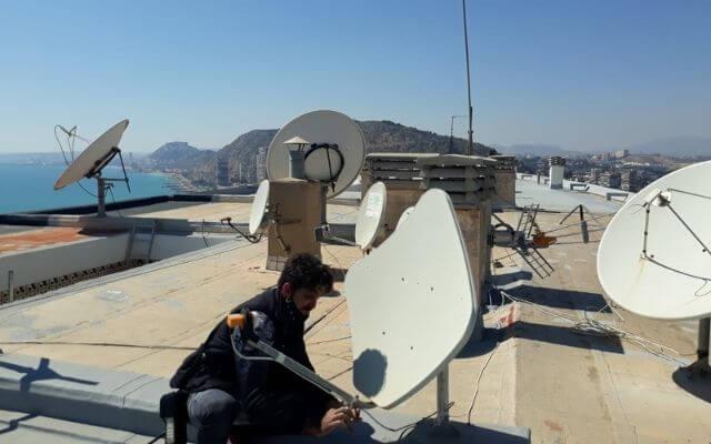 Antenistas Alicante, antenas alicante