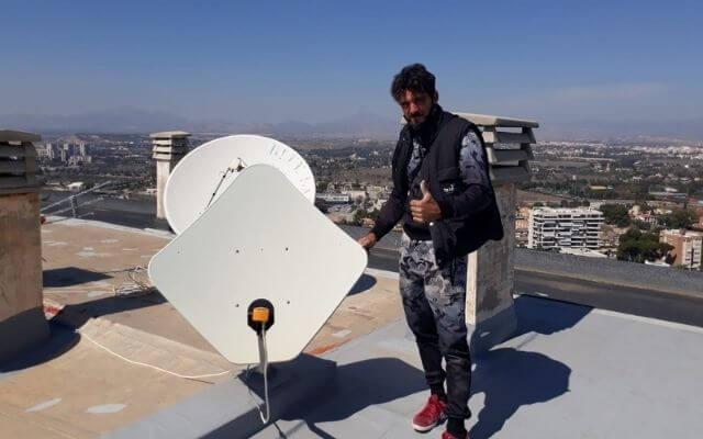 Antenista en Alicante