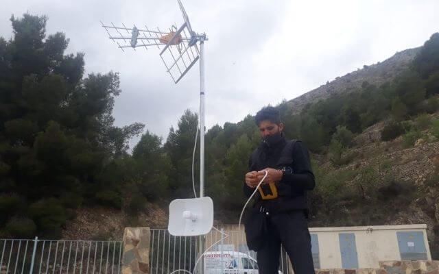 Antenista alicante, antenas Callosa d'Ensarria