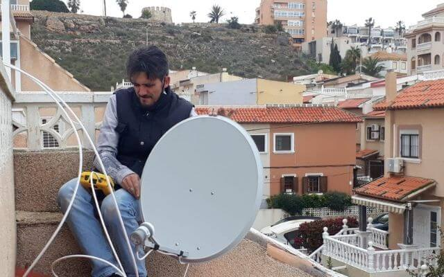 Antenista Torrevieja Alicante
