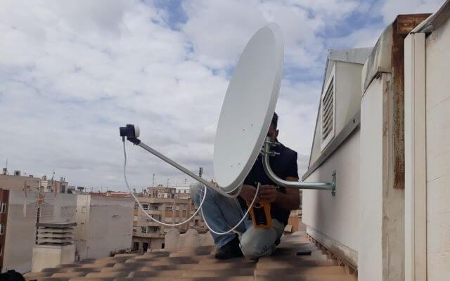 Telekar Antenista san vicente de Alicante