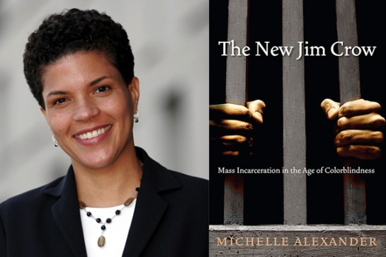 New Jim Crow: Michelle Alexander at Dillard Nov. 28 – Antenna.Works