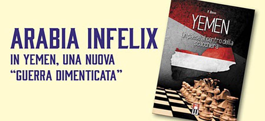 "Sabato 6 Aprile 2019 ad Albenga | Conferenza ""ARABIA INFELIX"""