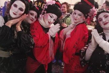 Carnevale Bujese a Buja