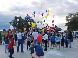 💬 Girotondo di Colori 2018 a Santa Maria la Longa