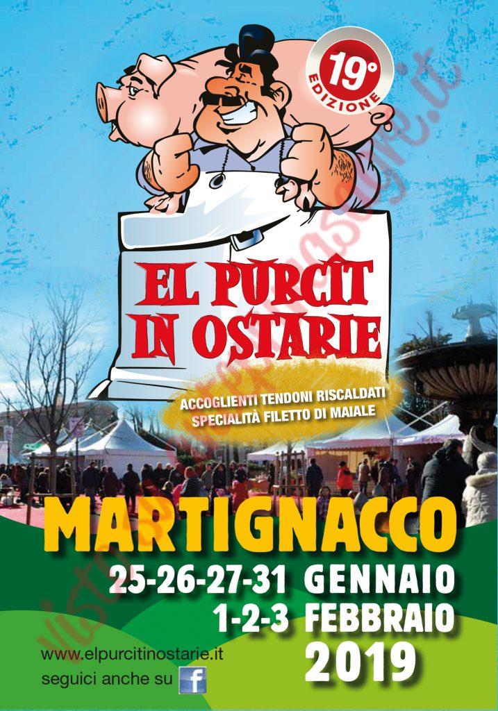 El Purcit in Ostarie 2019 a Martignacco