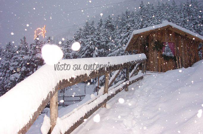 Notte di Natale in Val Resia 2018