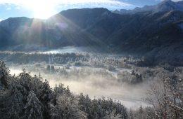 Notte di Natale in Val Resia 2018 a Stolvizza