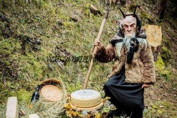 La tradizione della Pechtra Baba a Valbruna