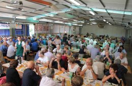 Festa dell'emigrante a Fratta di Tarzo