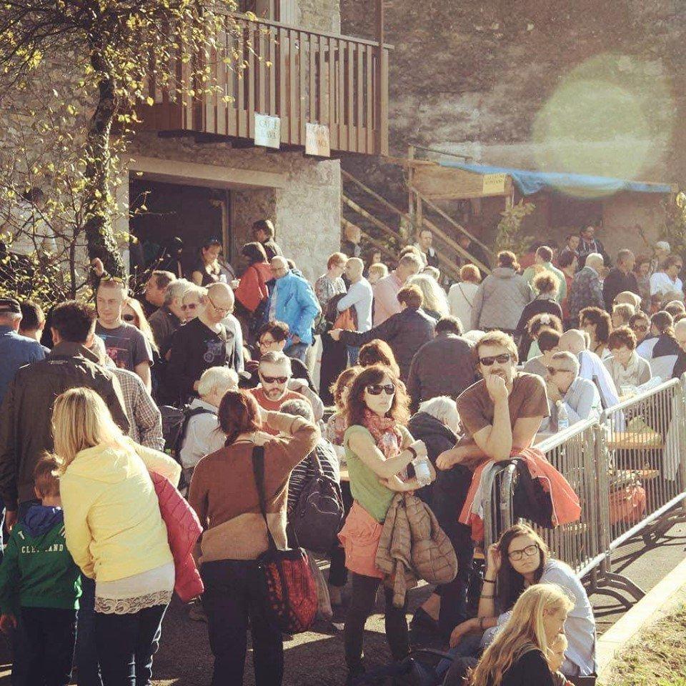 Burnjak - Festa delle Castagne
