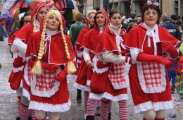 Carnevale dei Ragazzi a Maniago