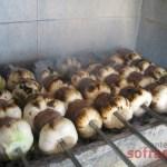 Sarımsak Kebabı (Mangalda)