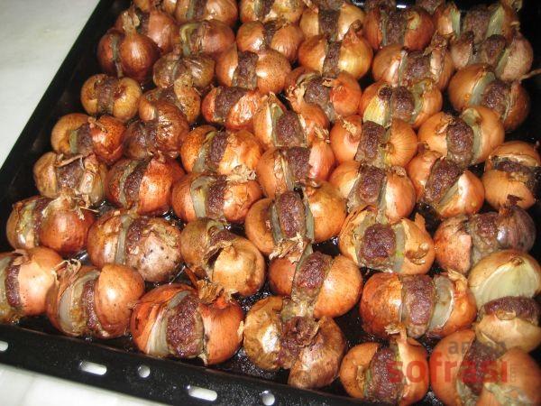 Soğan Kebabı (Fırında)
