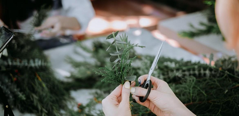 Afbeelding van Antérieur Authentique met Workshops 2019 programma bloemstyling