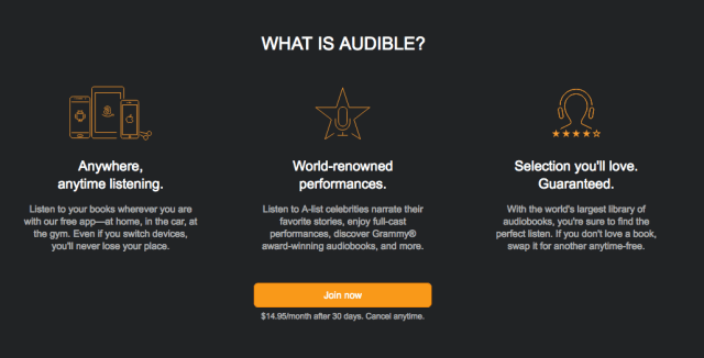 What Is Audible