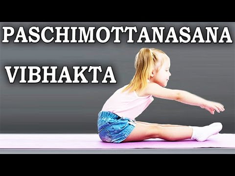 best yoga for beginners  vibhakata paschimottanasana
