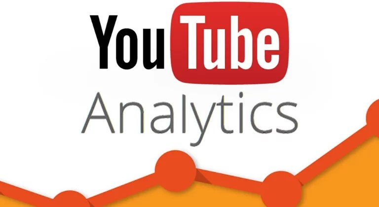 Statistiques YouTube Analytics