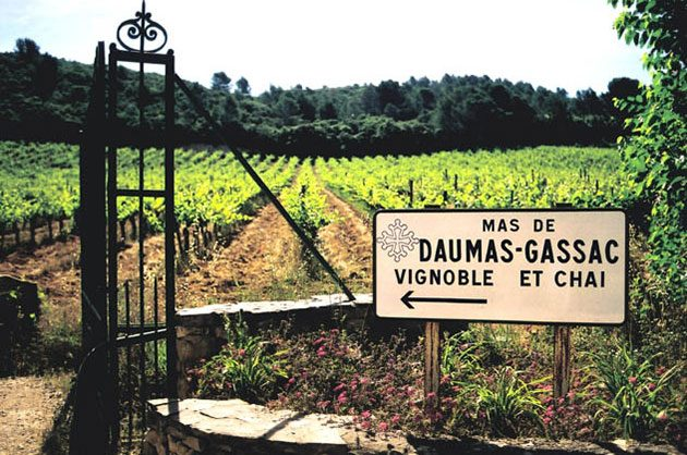 The Road to Daumas Gassac