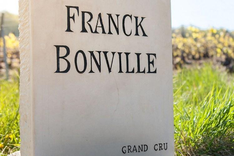 Vin de la semaine : Franck Bonville – Pur Oger – 2012