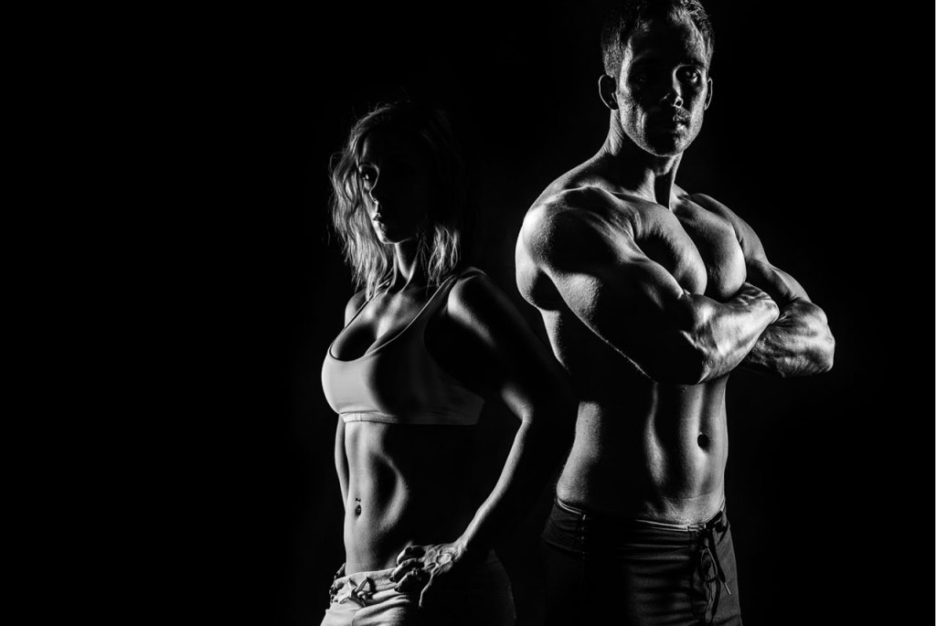 online personal training couple