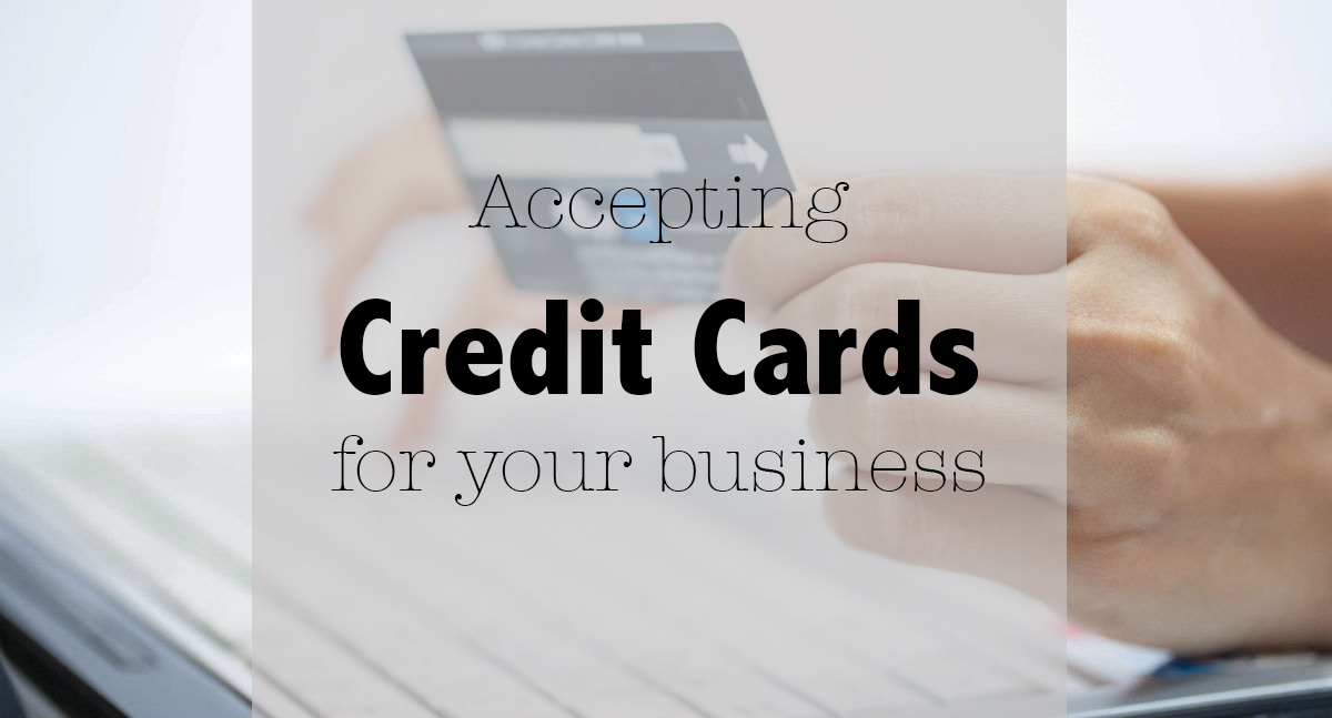 What You Need To Accept Credit Cards Checklist | AG Integrated ...