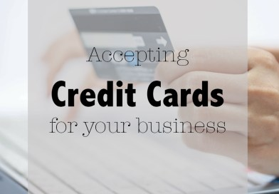 What You Need To Accept Credit Cards Checklist