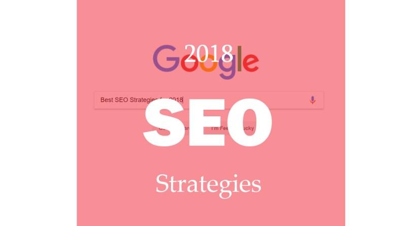 SEO tips 2018