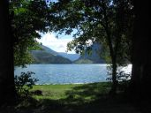 Le Prese, and the Lago di Poschiavo