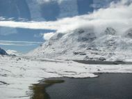 On the Bernina line, through Graubuenden.