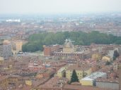 View from the Torre degli Asinelli