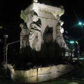 A fountain in Geneva.