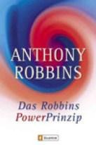 """Foto zeigt das Cover vom Buch """"Das Robbins PowerPrinzip"""""""