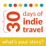 BootsnAll 30 Days of Indie Travel