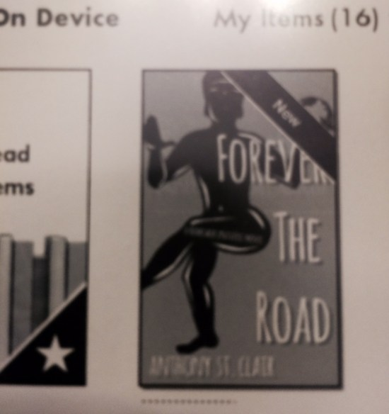 Forever the Road just downloaded to my Kindle