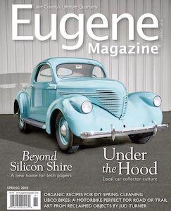 Eugene Magazine, Spring 2018