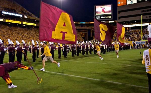 Arizona State University - Anthony Travel